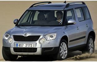 Protecteur de coffre de voiture réversible Skoda Yeti (2009 - 2014)