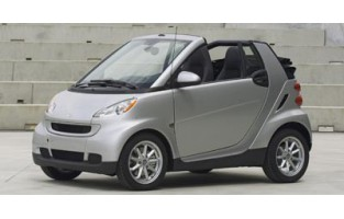 Tapis Smart Fortwo A451 Cabriolet (2007 - 2014) Excellence