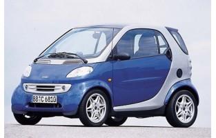 Protecteur de coffre de voiture réversible Smart Fortwo W450 City Coupé (1998 - 2007)