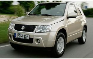 Protecteur de coffre de voiture réversible Suzuki Grand Vitara 3 portes (2005 - 2015)