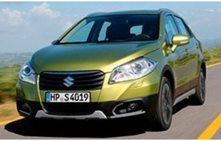 Protecteur de coffre de voiture réversible Suzuki S Cross (2013 - 2018)