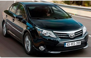 Toyota Avensis 2012 - actualité, Berline