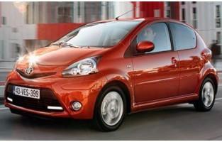 Protecteur de coffre de voiture réversible Toyota Aygo (2009 - 2014)