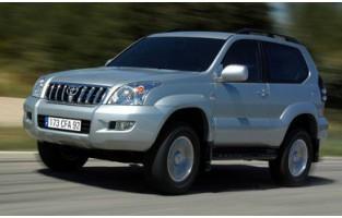 Protecteur de coffre de voiture réversible Toyota Land Cruiser 120, 3 portes (2002-2009)