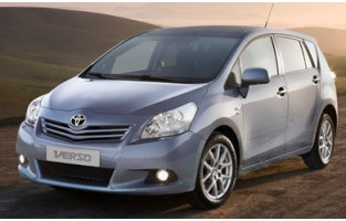 Protecteur de coffre de voiture réversible Toyota Verso (2009 - 2013)