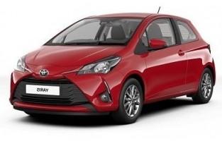 Protecteur de coffre de voiture réversible Toyota Yaris 3 ou 5 portes (2017 - actualité)