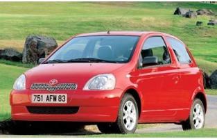 Protecteur de coffre de voiture réversible Toyota Yaris 3 portes (1999 - 2006)