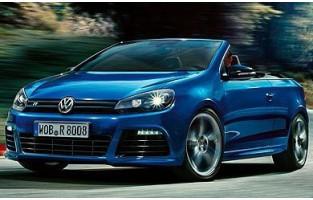 Protecteur de coffre de voiture réversible Volkswagen Golf 6 Cabrio (2011 - actualité)