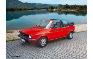 Tapis Volkswagen Golf 1 Cabriolet (1979 - 1993) Excellence