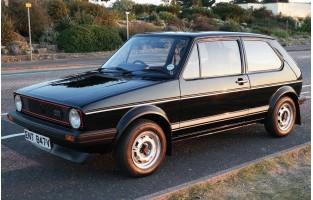 Protecteur de coffre de voiture réversible Volkswagen Golf 1 (1974 - 1983)