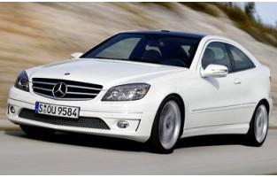 Tapis de voiture exclusive Mercedes Classe C CLC (2000-2010)