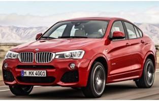Tapis BMW X4 (2014-2018) Économiques