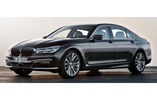 Tapis de voiture exclusive BMW Série 7 G11 court (2015-actualité)