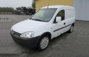 Protecteur de coffre de voiture réversible Opel Combo C 2 sièges (2001-2011)