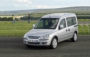 Protecteur de coffre de voiture réversible Opel Combo C 5 sièges (2001-2011)