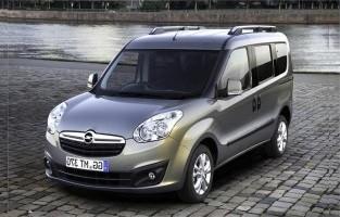 Protecteur de coffre de voiture réversible Opel Combo D 5 sièges (2011 - 2018)