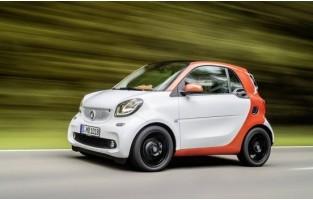 Protecteur de coffre de voiture réversible Smart Fortwo C453 (2015-actualité)