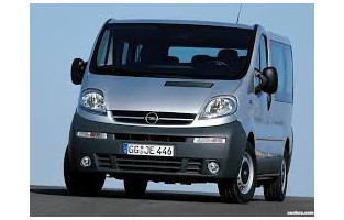 Protecteur de coffre de voiture réversible Opel Vivaro A (2001-2014)