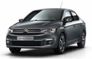 Tapis de voiture exclusive Citroen C-Elysée (2013-actualité)
