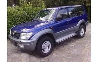 Protecteur de coffre de voiture réversible Toyota Land Cruiser 95 (1998-2002)