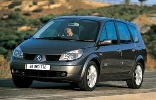 Protecteur de coffre de voiture réversible Renault Grand Scenic (2003-2009)