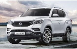Protecteur de coffre de voiture réversible SsangYong Rexton (2017-actualité)