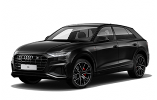 Tapis de voiture exclusive Audi Q8