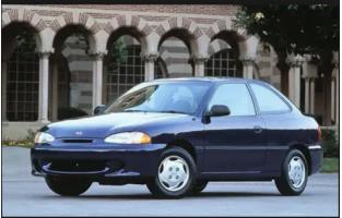 Tapis de voiture exclusive Hyundai Accent (1994 - 2000)
