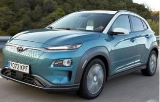 Tapis de voiture exclusive Hyundai Kona SUV Électrique (2017 - actualité)