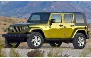 Tapis de voiture exclusive Jeep Wrangler 5 portes (2007 - 2017)