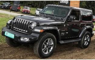 Tapis de voiture exclusive Jeep Wrangler 3 portes (2018 - actualité)