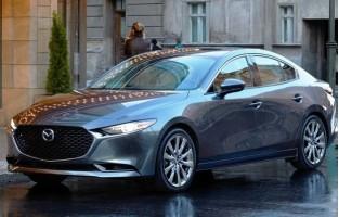 Protecteur de coffre de voiture réversible Mazda 3 Berline (2019 - actualité)