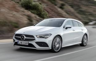 Protecteur de coffre de voiture réversible Mercedes CLA X118 (2019 - actualité)
