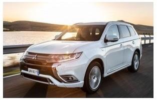 Protecteur de coffre de voiture réversible Mitsubishi Outlander PHEV (2018 - actualité)