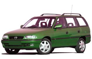 Protecteur de coffre de voiture réversible Opel Astra F, Break (1991 - 1998)