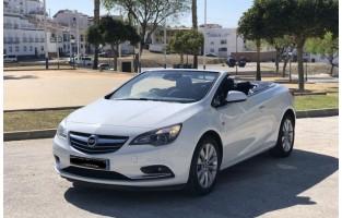 Protecteur de coffre de voiture réversible Opel Cabrio