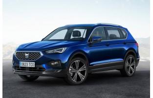 AUTO-Tapis de sol Exclusive Blue pour SEAT Tarraco à partir de 2018 Habitacle Voiture Tapis