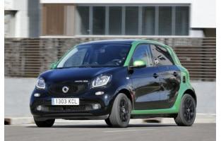 Protecteur de coffre de voiture réversible Smart Forfour EQ (2017 - actualité)