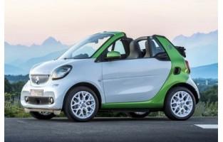 Protecteur de coffre de voiture réversible Smart Fortwo EQ (2017 - actualité)