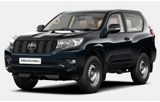 Protecteur de coffre de voiture réversible Toyota Land Cruiser 150 court Restyling (2017 - actualité)