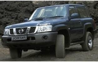 Protecteur de coffre de voiture réversible Nissan Patrol Y61 (1998 - 2009)