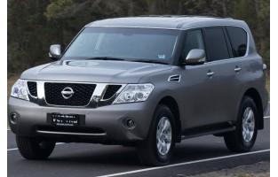Protecteur de coffre de voiture réversible Nissan Patrol Y62 (2010 - actualité)
