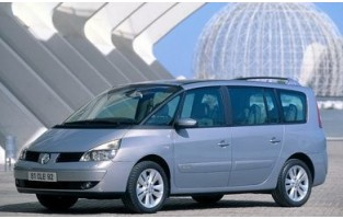 Protecteur de coffre de voiture réversible Renault Grand Space 4 (2002 - 2015)