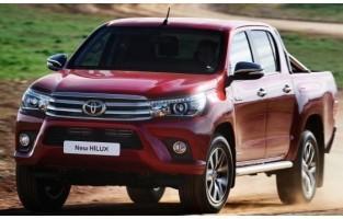 Protecteur de coffre de voiture réversible Toyota Hilux Cabine double (2018 - actualité)
