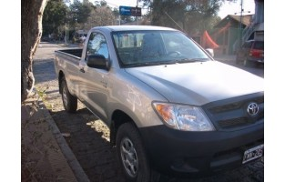 Protecteur de coffre de voiture réversible Toyota Hilux Cabine simple (2004 - 2012)
