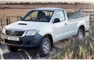 Protecteur de coffre de voiture réversible Toyota Hilux Cabine simple (2012 - 2017)