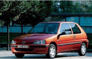 Protecteur de coffre de voiture réversible Peugeot 106
