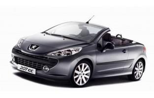 Protecteur de coffre de voiture réversible Peugeot 207 CC