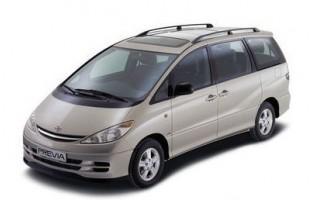 Protecteur de coffre de voiture réversible Toyota Previa